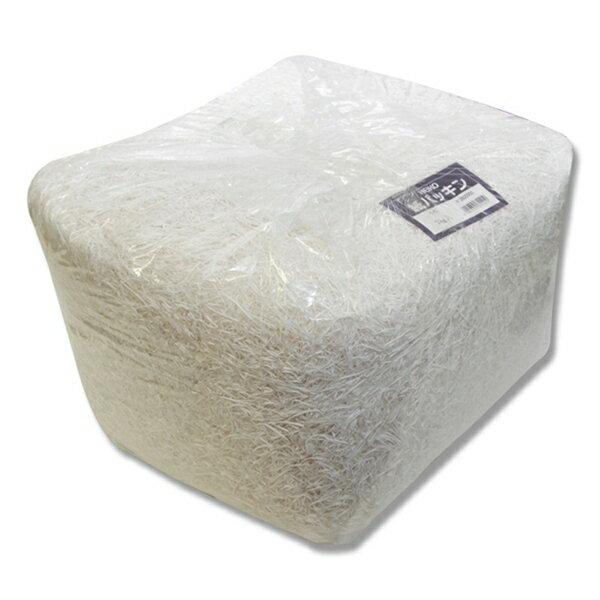 HEIKO 紙パッキン 業務用 1kg入 シロ