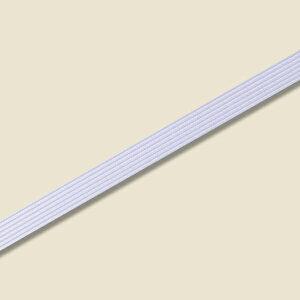 【メール便対応(6巻まで)】 HEIKO リボン クレープ 12mm×10m ココナッツ