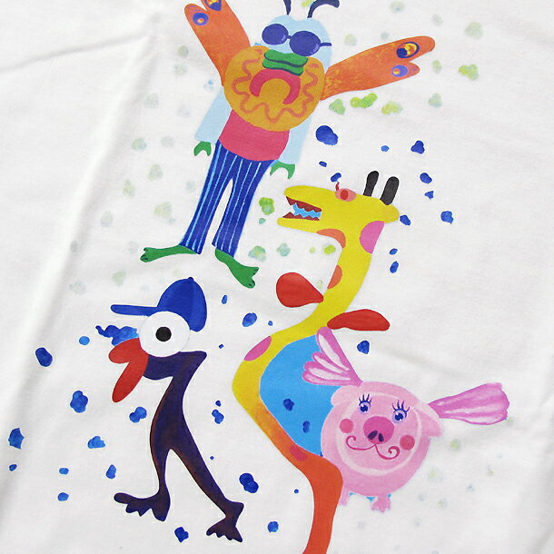 GOSSE DE PEINTRE BEAT TAKESHI KITANO Kids Tシャツ