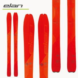 ELAN エラン 20-21 IBEX 94 CARBON(板のみ) アイベックス パウダー バックカントリー ツアー [SKI]【SKI&SKIブーツ5%OFFクーポン利用可能1月19日10:59まで】