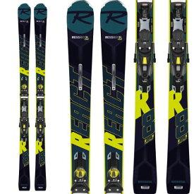 最大2000円クーポン配布中!ROSSIGNOL ロシニョール 19-20 スキー 2020 REACT R8 HP + (NX12 Konect 金具付き) リアクト R8 HP スキー板 :RAILH01