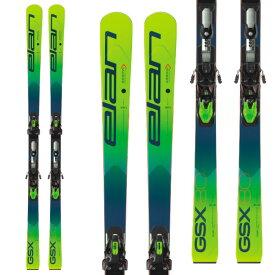 ポイント10倍!10/24AMまで!ELAN エラン 19-20 スキー 2020 GSX MASTER PLATE GSXマスタープレート (金具付き) GS レーシング スキー板 (onecolor):