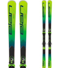 ポイント10倍!10/24AMまで!ELAN エラン 19-20 スキー 2020 GSX Fusion X GSXフュージョンX (金具付き) GS レーシング スキー板 (onecolor):