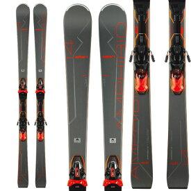 ポイント10倍!10/24AMまで!ELAN エラン 19-20 スキー 2020 AMPHIBIO 14Ti Fusion X アンフィビオ14Ti (金具付き) オールラウンド デモ スキー板 (onecolor):