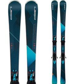 ポイント10倍!10/24AMまで!ELAN エラン 19-20 スキー 2020 INSOMNIA Power Shift インソムニア (金具付き) オールラウンド スキー板 レディース (onecolor):