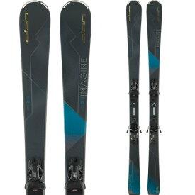 ポイント10倍!10/24AMまで!ELAN エラン 19-20 スキー 2020 IMAGINE Power Shift イマジン (金具付き) オールラウンド スキー板 レディース (onecolor):