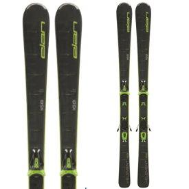 ポイント10倍!10/24AMまで!ELAN エラン 19-20 スキー 2020 ELEMENT BLACK (金具付き) オールラウンド スキー板