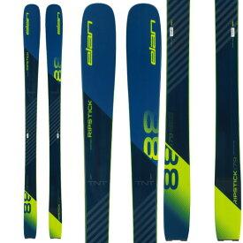 ポイント10倍!10/24AMまで!ELAN エラン 19-20 スキー 2020 RIPSTICK 88 リップスティック88 (板のみ) オールマウンテン スキー板 (onecolor):