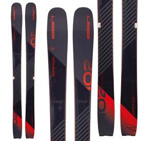 ポイント10倍!10/24AMまで!ELAN エラン 19-20 スキー 2020 RIPSTICK 102W リップスティック 102W (板のみ) パウダー スキー板 レディース (onecolor):