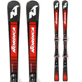NORDICA ノルディカ 19-20 スキー 2020 DOBERMANN SLR RB FDT ドーベルマン (金具付き) スキー板 SL レーシング: