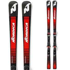 NORDICA ノルディカ 19-20 スキー 2020 DOBERMANN GSM RB PISTON ドーベルマン (金具付き) スキー板 レーシング: