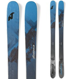 NORDICA ノルディカ 19-20 スキー 2020 ENFORCER FREE 104 エンフォーサーフリー 104(板のみ) スキー板 パウダー ロッカー レディース: