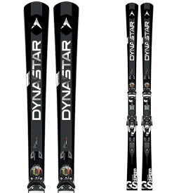 DYNASTAR ディナスター 19-20 スキー 2020 SPEED MASTER GS (KONECT) (金具付き) スキー板 GS レーシング: