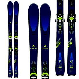 DYNASTAR ディナスター 19-20 スキー 2020 SPEED ZONE 4x4 82 TI (金具付き) スキー板 オールマウンテン:
