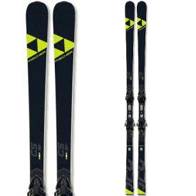 クーポン利用で10%OFF 8/19まで!FISCHER フィッシャー 19-20 スキー 2020 RC4 WC GS CURV BOOSTER MASTERS (金具付き) スキー板 GS レーシング:
