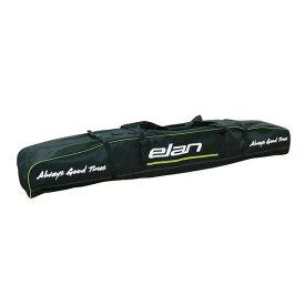 クーポン利用で10%OFF!12/19AMまで!ELAN エラン SKI BAG DOUBLE 3 スキーケース スキー2台用 旅行 遠征 スキーバッグ:CJ000918