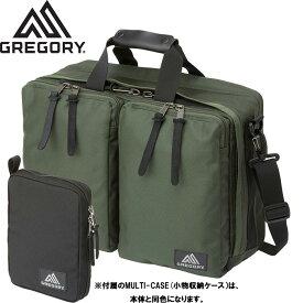 クーポン利用で10%OFF 6/27まで GREGORY グレゴリー カバートエクステンデッドミッション COVERT EXTENDED MISSION BAG カバン DAYパック 3WY (ダークグリーン):73328 「0604BAG」