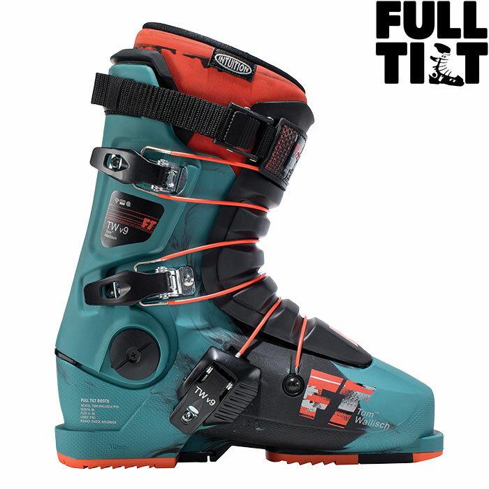 FULL TILT フルティルト スキーブーツ 18-19 TOM WALLISCH PRO LTD トム ウォリッシュプロモデルLTD〔2019 フリースタイル モーグル 〕 :j181600901