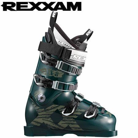 [送料無料] REXXAM レクザム 17-18 スキーブーツ skiboot 2018 XX 8 フリースタイル オールラウンド: [pt0]