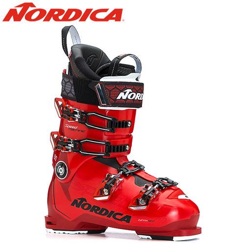[クーポン利用で10%OFF!5/27まで] NORDICA ノルディカ スキーブーツ 18-19 2019 SPEEDMACHINE 130 スピードマシン 130 基礎 レーシング (-): [outlet boot]