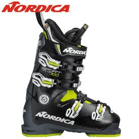 クーポン利用で10%OFF 6/27まで NORDICA ノルディカ スキーブーツ 18-19 2019 SPORTMACHINE 100 スポーツマシン 100 基礎 レーシング (-): [outlet boot]