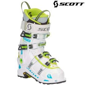 クーポン利用で10%OFF 6/27まで [送料無料] スコット SCOTT 18-19 セレステ CELESTE WOMENS レディース ツアーブーツ 兼用靴 バックカントリー (-):1101044