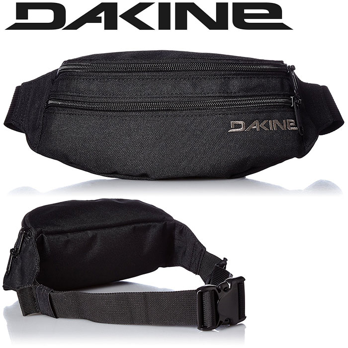 DAKINE ダカイン CLASSIC HIP PACK 〔ウエストバッグ 〕 (BLK):AG237114 [30_off] [SP_BPK]