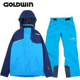 クーポン利用で10%OFF 6/27まで GOLDWIN ゴールドウィン 17-18 スキーウェア REFLECTION JACKET&STREAM PANTS G11720P G31713P 旧モデル (CN):G11720P-G31713P