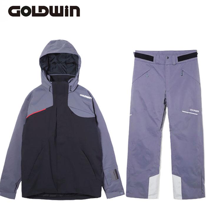 [クーポン利用で10%OFF!5/27まで] GOLDWIN ゴールドウィン 17-18 スキーウェア REFLECTION JACKET&STREAM PANTS G11720P G31713P 旧モデル (MH):G11720P-G31713P