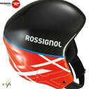 ROSSIGNOL ロシニョール HERO CARBON FIBER FIS 〔スキー ヘルメット プロテクター〕 (BLACK):RKDH100-F [40_...