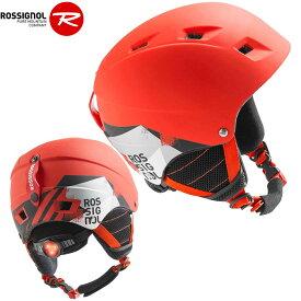 クーポン利用で10%OFF!ROSSIGNOL ロシニョール COMP J RED 〔スキー ヘルメット プロテクター〕 (RED):RKFH504 「0604hel」