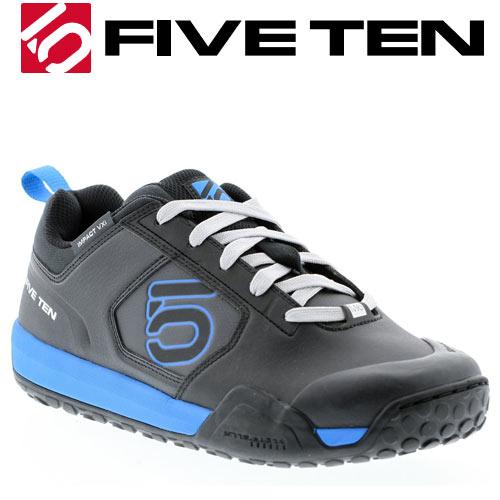 ファイブテン FIVE TEN 5.10 シューズ IMPACT VXI (Shock Blue) 自転車 バイク スケートボード アウトドア (-):