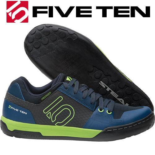 ファイブテン FIVE TEN 5.10 シューズ FREERIDER CONTACT (SS.Green) 自転車 バイク スケートボード アウトドア (-):