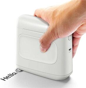 プリンター ハンディ モバイルプリンター ポータブルプリンター ハンディープリンター ミニプリンター インクジェットプリンター サーマルプリンター 速乾 小型 持ち運び 軽量 専用アプリ