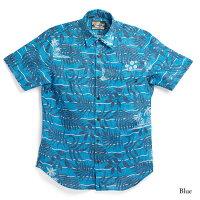 ドラゴンボール30周年記念シャツアロハシャツメンズ(男性用)「HappinessKAMEHOUSE」全1色半袖3L4L5L大きいサイズあり沖縄結婚式にアロハシャツ
