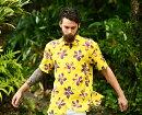 アロハシャツメンズ(男性用)「Flowersflowing」全3色半袖XL大きいサイズあり沖縄結婚式にアロハシャツ