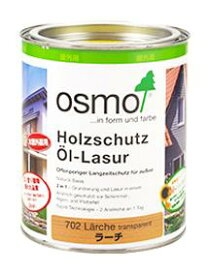 【 おまけ付 】オスモカラー ウッドステインプロテクター 全19色 0.75L(約9平米分) オスモ&エーデル 即日発送 送料無料 木部 屋外用 自然塗料 おすも OSMO