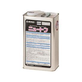 ニュートン 4L ミヤキ 溶剤 石材用 保護剤 防汚剤