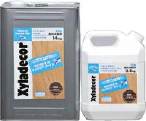 5月はエントリーでP10倍★キシラデコールインテリアファイン 全12色 3.5kg(約17〜21平米分) 大阪ガスケミカル 水性 屋内木部用 浸透