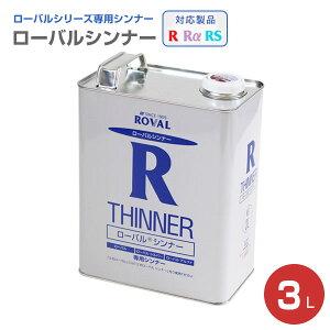 ローバルシンナー 3L (146327/ローバル専用うすめ液)