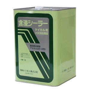 含浸シーラー ケイカル用 14L  (関西パテ化工/下塗り/水性)