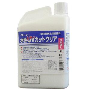 水性UVカットクリア 1L (旧インクジェットプリント用)