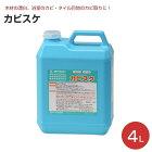 【業務用】カビスケ4L(強力カビ取り剤/ミヤキ)