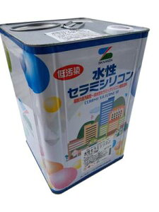 【アウトレット】エスケー化研 水性セラミシリコン 日塗工17-70F 16kg