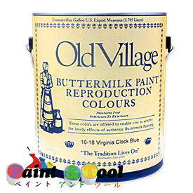 バターミルクペイント(水性)Buttermilk Paint 946ml 各色【Old Village】