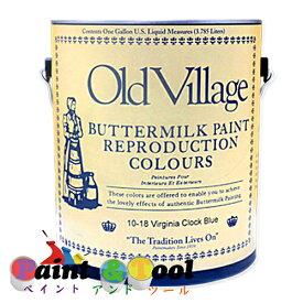 [ ]バターミルクペイント(水性)Buttermilk Paint 3785ml 各色【Old Village】