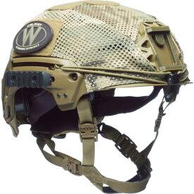 TEAMWENDY EXFIL LTP/カーボン用 メッシュヘルメットカバー(71MHCMC)