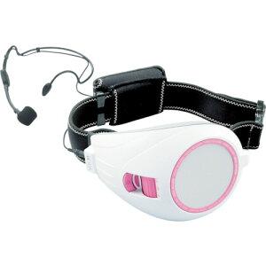 TOA ハンズフリー拡声器(ピンク)(ER1000PK)