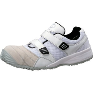 ミドリ安全 屈曲作業向け先芯入作業靴 TS−115ホワイト 30cm(TS115W30.0)