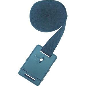TRUSCO 樹脂バックル付結束ベルト 鍵付Aタイプ  25mm(TIBKLSMA25)